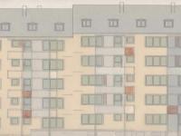 Fassadensanierung Kreutzerstraße Frankfurt /Main