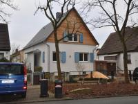 Aufstockung / Sanierung  Siedlunghaus  in Neu-Isenburg