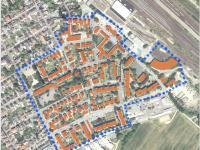Energetische Sanierung / Umbau ehemaliges Trafohaus in Quartierszentrum