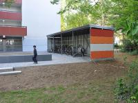 Umgestaltung Eingangsbereich Pfaffenwiese Frankfurt am Main